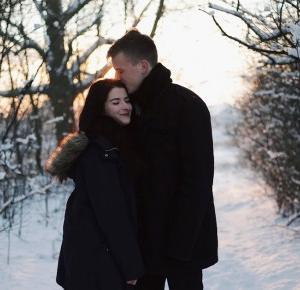 zuzanna kowalczyk photography: Fall in love with winter || Piotrek Brojek