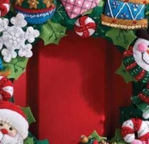 Uszyj to - rękodzieło DIY handmade: Darmowe szablony i wykroje świąteczne cz. 2