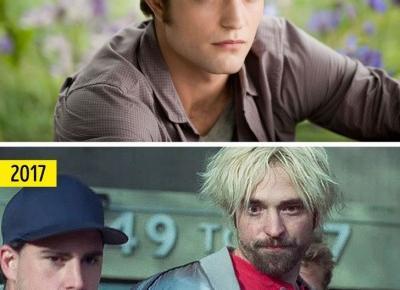 14 aktorów, którzy zmienili styl i odkryli karierę na nowo!