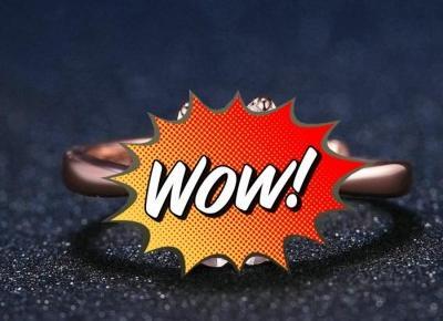 Ten pierścionek zaręczynowy to prawdziwy HIT. Podoba Ci się?