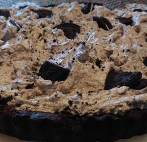 międzynarodowy dzień czekolady | czekoladowa tarta oreo