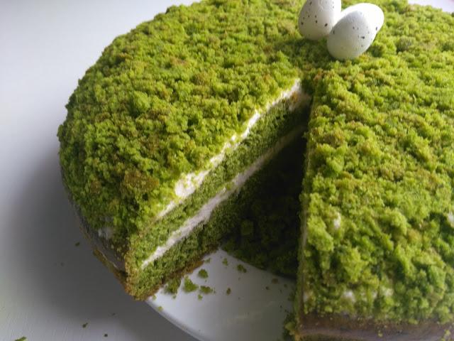 CIY ciasto szpinakowe