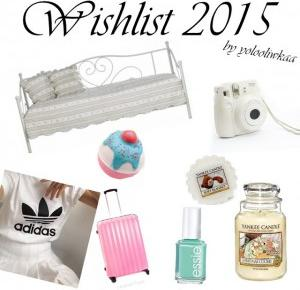Christmas wishlist 2015!
