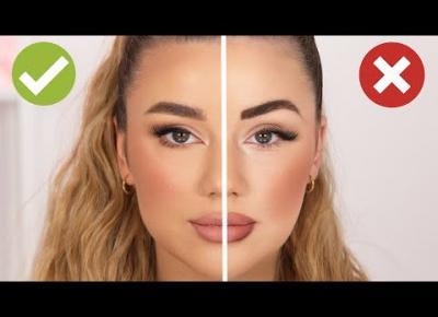 Błędy w makijażu, które popełniałam😭