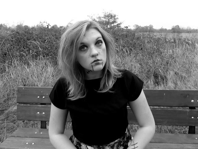 Wiktoria Blog: Scary Doll