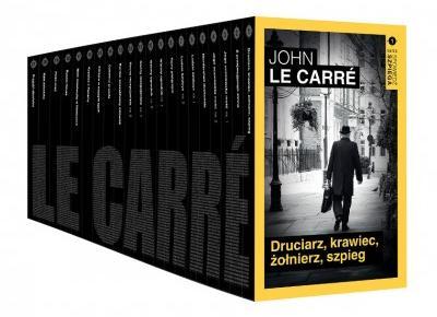 Spowiedź Szpiega – kolekcja książek Johna le Carré