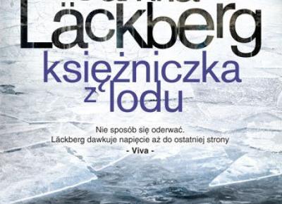 Camilla Läckberg – jak czytać? – Zaczytany w Książkach