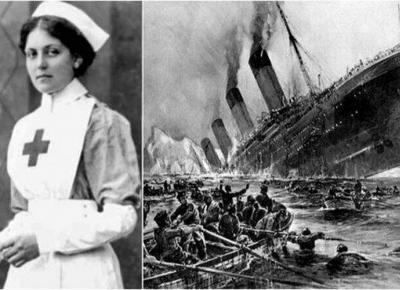 Violet Jessop - pielęgniarka, która przeżyła zatonięcie Titanica i Britannica