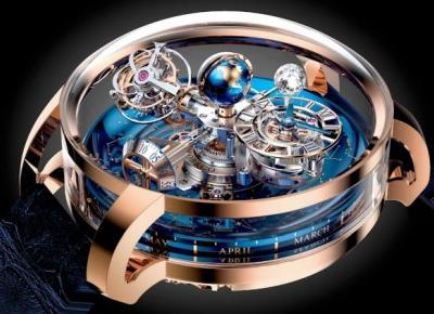 Top 10: najdroższe zegarki na świecie