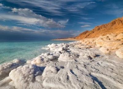 15 ciekawostek o Morzu Martwym