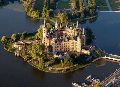 Najpiękniejsze zamki i pałace w Europie
