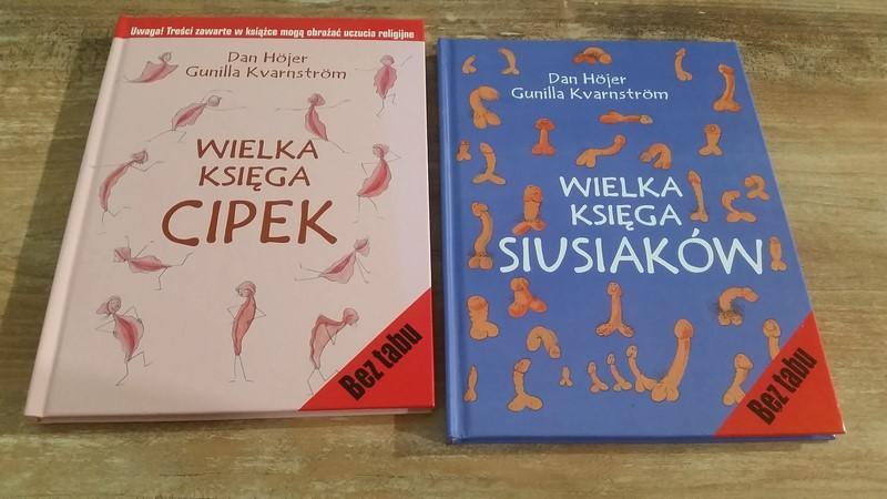 Wielka księga siusiaków i Wielka księga cipek - Zaniczka