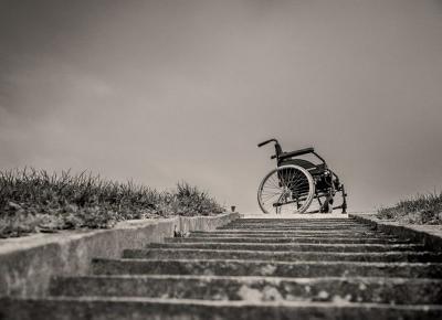 Niepełnosprawna przemoc - Zaniczka