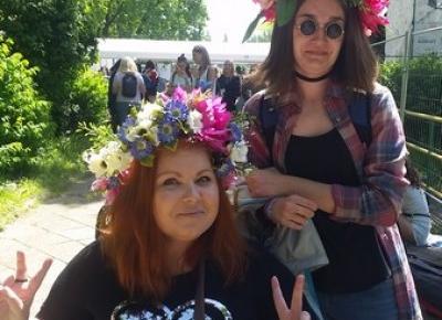 Orange Warsaw Festiwal 2017 - bez barier. - Zaniczka
