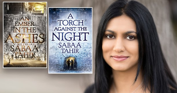 "Recenzja #151 - Sabaa Tahir ""A Torch Against the Night (An Ember in the Ashes #2)"" 
