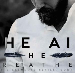 Zaczytana Majka: #informatorksiążowy - The Air He Breathes