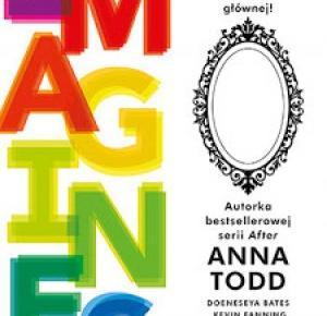 Zapowiedź IMAGINES! | Zaczytana Majka