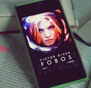 "Recenzja #161 - Victor Dixen ""Fobos"" | Zaczytana Majka"