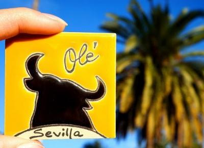 Zawsze po drodze: Sevilla pomarańczą malowana