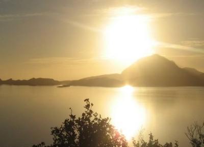 Tam, gdzie słońce nie zachodzi - dzień polarny w północnej Norwegii