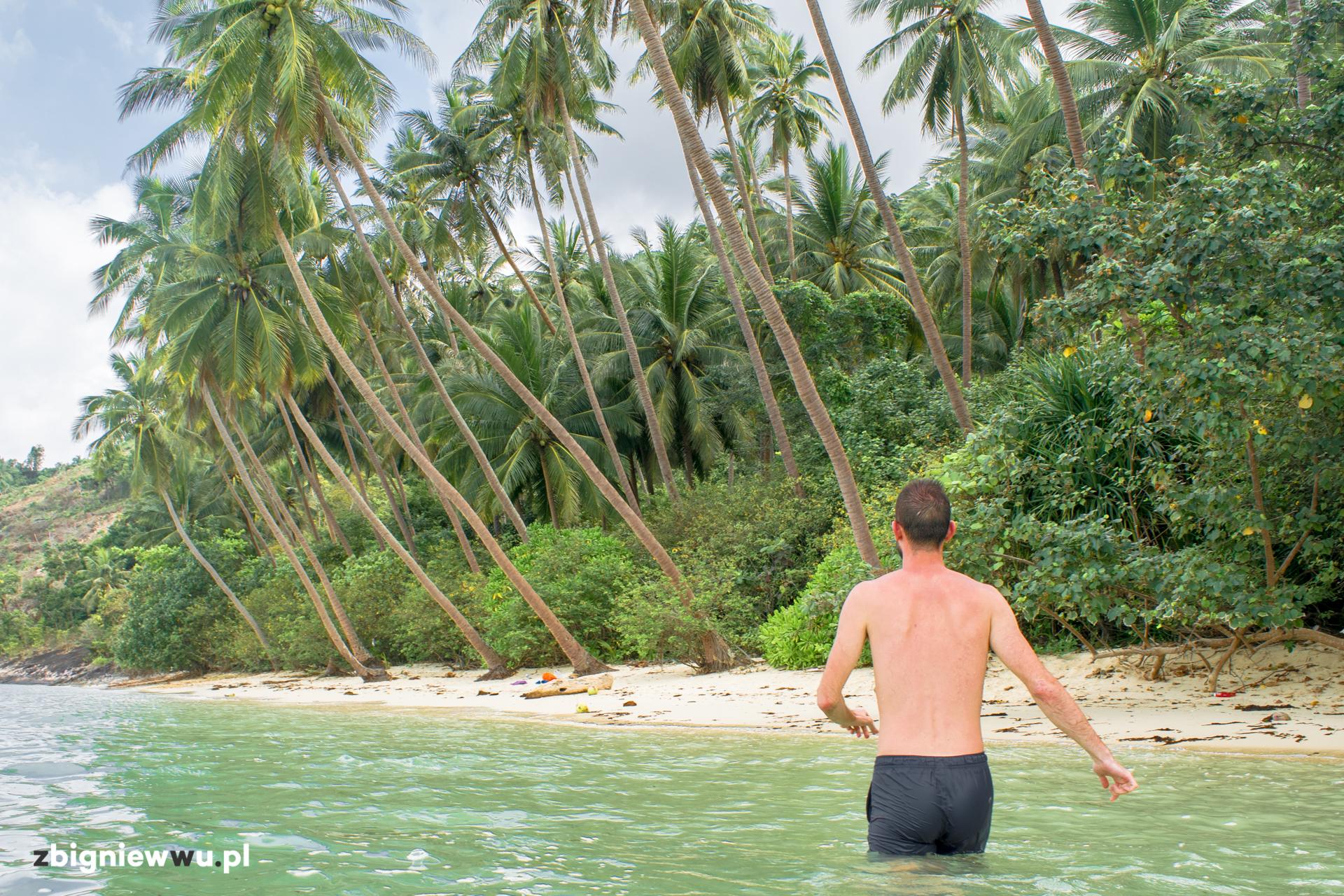Rajska plaża. W poszukiwaniu rajskiej plaży w Tajlandii i na Bali