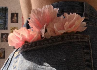 Tajemnice skrywane przez jeans.