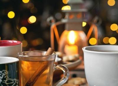 Przepisy na zimową, rozgrzewającą herbatkę