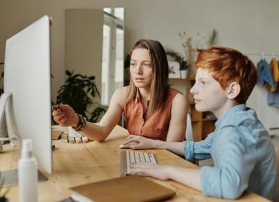 Zdalne nauczanie - 7 sposobów, by pomóc dzieciom dostosować się do nauki online - Zlota7