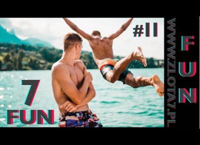#11 Nudzisz się Sprawdź te śmieszne filmy i zabawne sytuacje 7Fun