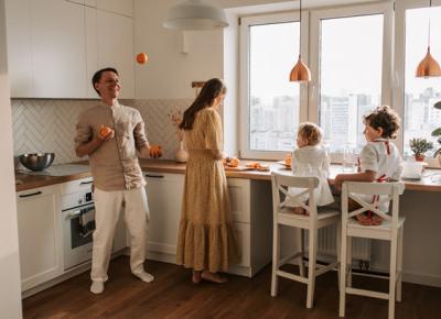 Szczęśliwa rodzina 20 pomysłów na rodzinne rytuały i wspólne spędzanie czasu! - Zlota7