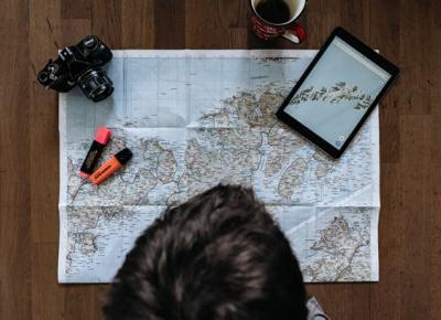 12 sposobów na podróżowanie po świecie bez wychodzenia z domu - Zlota7
