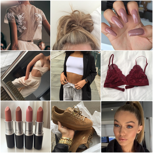 SUZANNE: inspirations