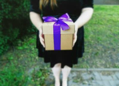 Robimy to, co lubimy : Słodycze w pudełkach na prezent