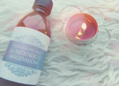 Naturalny olej ze słodkich migdałów - wiele właściwości w jednej butelce