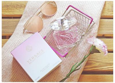Versace Bright Crystal - zapach, który skradł moje serce