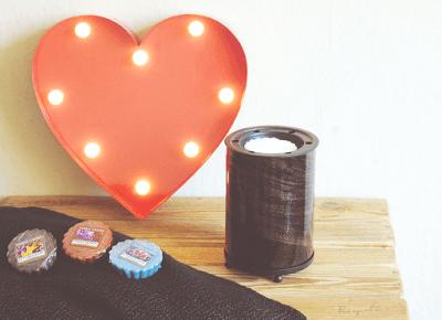 Robimy to, co lubimy : Candle 4You i nasz sposób na pięknie pachnący dom