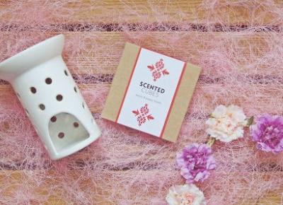 Robimy to, co lubimy : Aromatyczne chwile z woskiem zapachowym Olynk