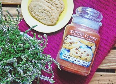 Robimy to, co lubimy : Podróż w świat zapachów - czekoladowe ciasteczka