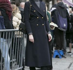 zoviia: street style: Paris Fashion Week