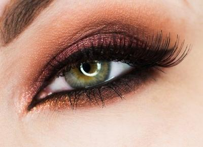 Jesienne makijaże - inspiracje