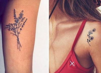 Tatuaże - inspiracje