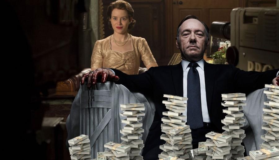 Najdroższe produkcje Netflixa