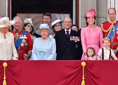 Członkowie rodziny królewskiej, którzy wciąż są wolni