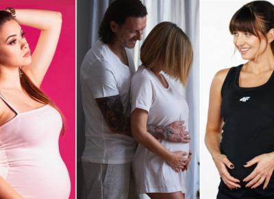 Baby-boom – gwiazdy, które zostaną mamami w 2020 roku