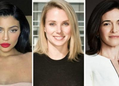 Kobiety, które stoją na czele wielkich, światowych firm