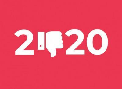 Najgorsze wydarzenia na świecie w 2020 roku