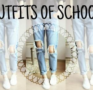 Zuzikson: MISSION SCHOOL OUTFITS
