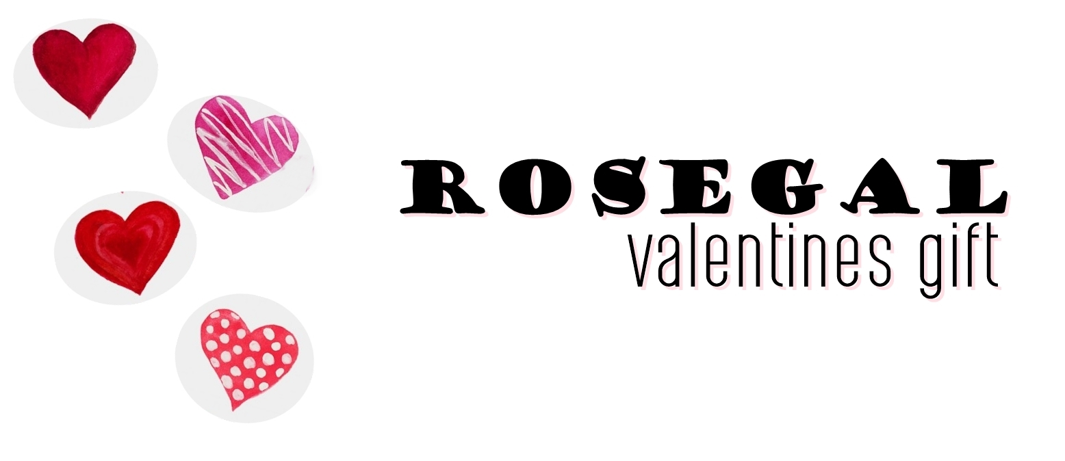 Rosegal Valentines day sale | Zuzka Pisze