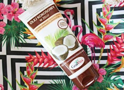 Olej kokosowy w żelu - GORVITA | Zuzka Pisze
