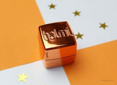 Balmi Moisturising Lip Balm - poziomkowy balsam do ust | Zuzka Pisze